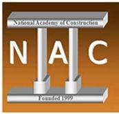JJ Suárez Elected President of National Academy of Construction photo
