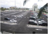 Miami International Airport Parking Lots  photo