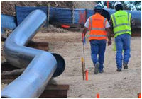 Fuel Transmission Pipeline System from Phillips to Aguirre photo