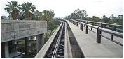 Orlando International Airport South Airport APM Guideway Modifications  photo