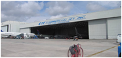 Miami International Building 896 Hangar- 40-Year Recertification  photo