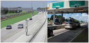 Florida Turnpike Toll Roads and Plaza Modifications for Open Road Toll Conversions photo