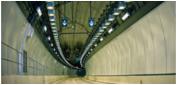 Port of Miami Tunnel  photo
