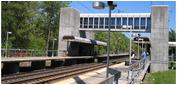 Amtrak BWI Platform Extension  photo