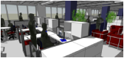 New York State Insurance Fund Headquarters Renovation & Workplace Improvements photo